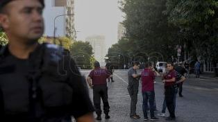 Murió uno de los dos policías baleados en el tiroteo de San Telmo