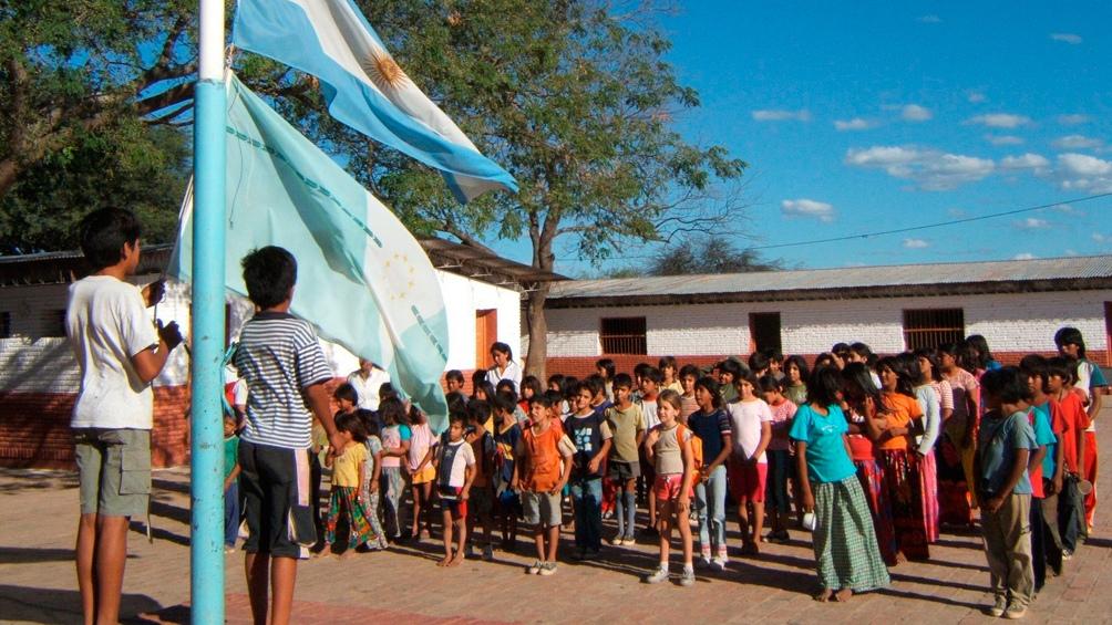 Se Celebra En La Argentina El Día De Las Escuelas De