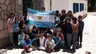Se celebra en la Argentina el Día de las Escuelas de Frontera