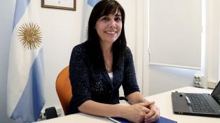 La ministra provincial asumirá la presidencia del Ente Patagonia Argentina