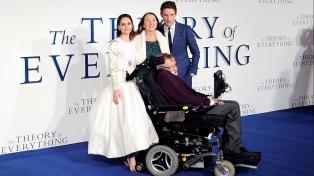 Stephen Hawking, un personaje atractivo para la industria del cine y la TV