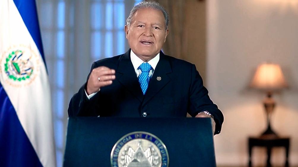 Sánchez Cerén, El Salvador