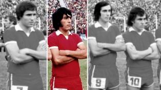 Falleció Rubén Galván, ídolo de Independiente