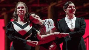 """""""Tres hermanas"""", una infrecuente apertura de la temporada lírica en el Colón"""