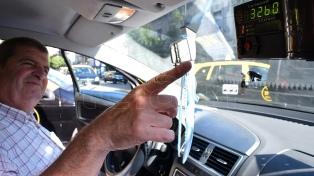 """Los taxis cobrarán un """"factor de congestión"""" con subas de hasta el 29% según el día y la hora"""