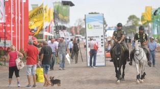 Cerró Expoagro con alta demanda de financiamiento para inversión, pese a la sequía