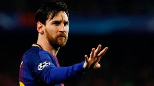 """Me da lástima que la Argentina esté como está"", indicó Messi"