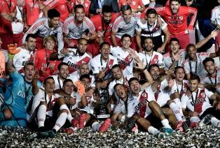 D´Onofrio confirmó los festejos por el título de la Supercopa
