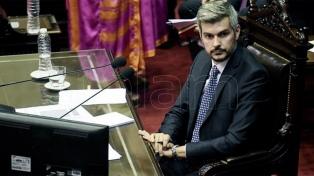 Peña confirmó a Caputo y dijo que el ministro de Finanzas irá al Congreso
