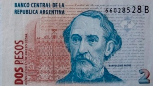 Lanzan campaña solidaria de recolección de billetes de dos pesos