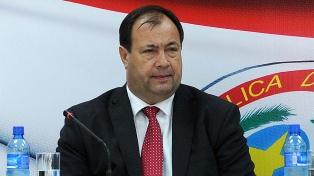 El Congreso aceptó la renuncia del vicepresidente, que se postula a senador