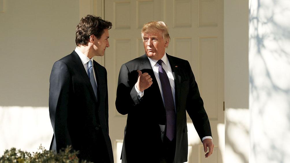 Estados Unidos y Canadá cierran su frontera en común al tránsito que no sea esencial