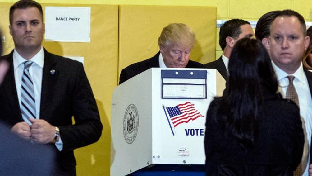 Donald Trump ante una votación decisiva