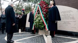 Recordaron a Aldo Moro a 40 años de su secuestro y asesinato