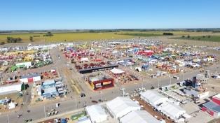 Abre ExpoAgro en una superficie de 200.000 metros cuadrados