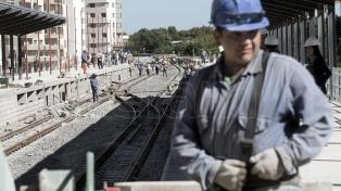 Comenzó la renovación de vías en el Belgrano Sur