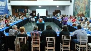 """Líderes sindicales denunciaron una """"persecución sistemática del Gobierno"""""""