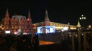 Holgada ventaja de Putin en las presidenciales rusas, según datos oficiales