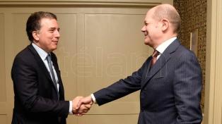 Dujovne y el ministro alemán de Finanzas defienden el libre comercio