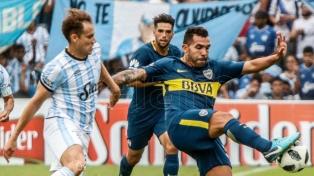 Boca empató sobre el final en Tucumán frente a Atlético