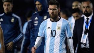 """""""Si no ganamos el Mundial, todos pedirán que nos vayamos de la selección"""", advirtió Messi"""
