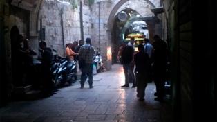Murió el israelí apuñalado por un palestino en Jerusalén