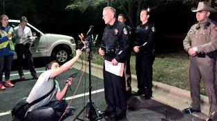 El estallido de un nuevo paquete dejó dos heridos en Austin