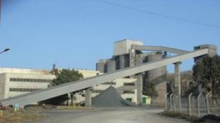 La minera de Sierra Grande exportará 30.000 toneladas de hierro
