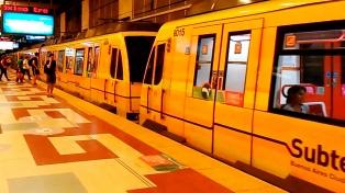 """La empresa Metro de Madrid afirma que los subtes de la línea B """"no contienen asbesto"""""""