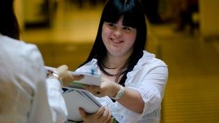 Más del 70% de las personas con Síndrome de Down en edad laboral no tienen empleo