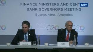 """""""En Argentina se están haciendo reformas muy importantes"""", dijo el titular de la OCDE"""