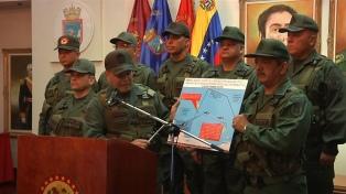 Militares detuvieron a un dirigente sindical y a 60 trabajadores