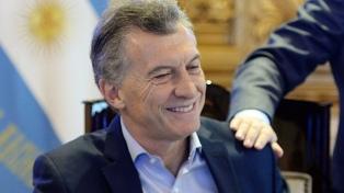 """Macri dijo que la inflación """"está bajando"""" y ya tiene el nombre para reemplazar a Gils Carbó"""