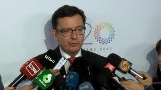 """""""El proteccionismo es un gran error histórico"""", enfatizó el ministro de Economía español"""
