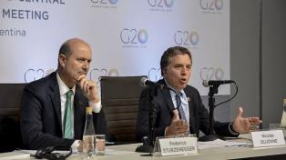 La Argentina reafirmó su compromiso con el multilateralismo en la cumbre del G20