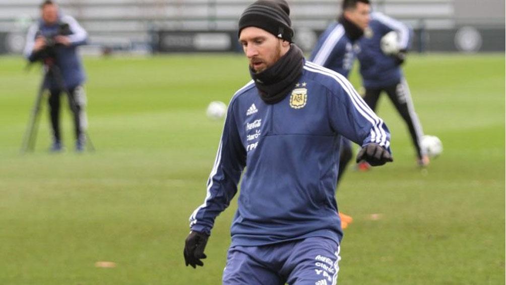 Twitter Selección Argentina