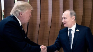 Trump felicitó por el triunfo a Putin y desoyó a sus asesores