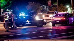 Cinco muertos y 21 heridos por disparos de un atacante en Texas