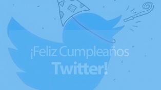 Twitter cumple 12 años