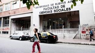 Sociales de la UBA  repudió una oferta laboral del gobierno porteño cuyas autoridades desmintieron
