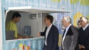 Se inauguró el Punto Verde número 200 para depositar residuos reciclables