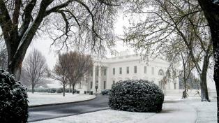 La tormenta de nieve en Washington paraliza la actividad del gobierno