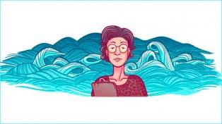 Google homenajea con un doodle a Katsuko Saruhashi