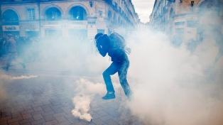 La primera gran protesta social de la era Macron, a 50 años del inicio de mayo del 68'