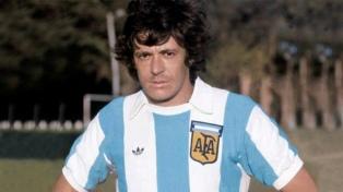Murió René Houseman, ídolo de Huracán y la Selección