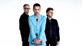 Depeche Mode regresa a la Argentina con su synth pop blusero