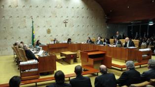 El Supremo Tribunal sesiona para definir  si Lula evita la cárcel