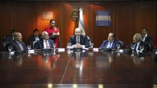 El Consejo de la Magistratura homenajeó al tribunal que juzgó a las juntas militares