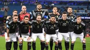Argentina, antes del Mundial, se ubica quinta en el ranking