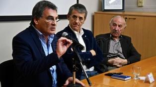 """El prófugo Aníbal Gauto debe """"rendir cuentas ante la justicia argentina"""", dijo Avruj"""